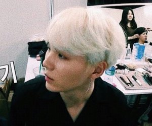 bts, yoongi, and suga image