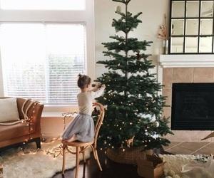 awesome, christmas tree, and cozy image
