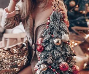 christmas, christmas decoration, and christmastime image