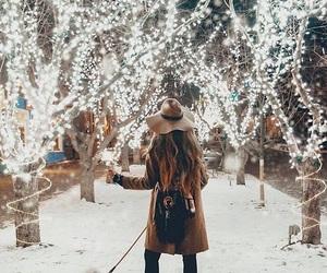 christmas, pretty, and winter wonderland image
