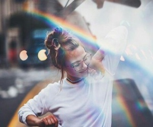 rainbow and photography image