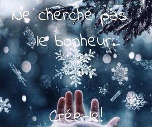 bonheur, noel, and winter image