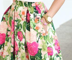 beautiful, fashion, and skirt image
