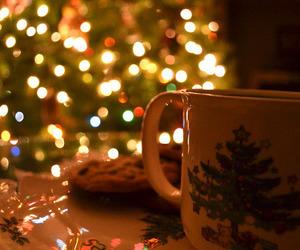 christmas, light, and Cookies image