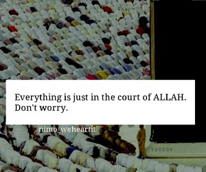 allah, court, and fair image