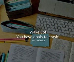 books, college, and work hard image