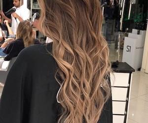 fashion, hair, and love image