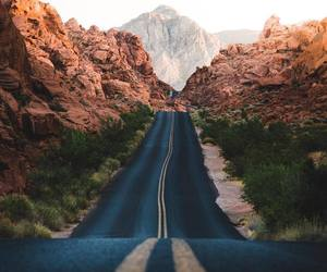 travel, explore, and road image