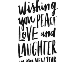 quotes, happy new year, and new year image
