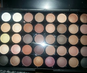 cosmetics, eye makeup, and eyeshadow palette image