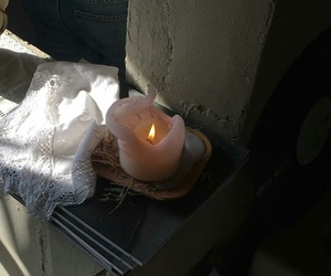 aesthetic, theme, and candle image