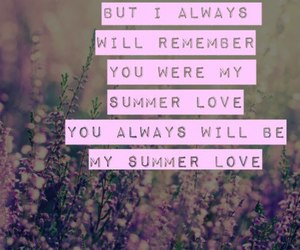 love, summer, and always image