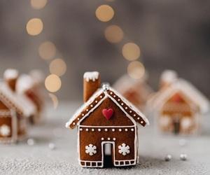 christmas, cozy, and food image