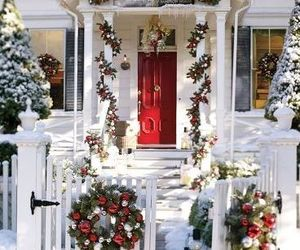 christmas, home, and décoration image