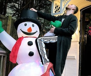 christmas, sam smith, and gay image