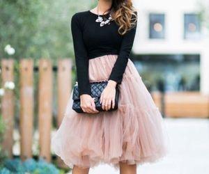 tulle skirt image