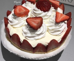 cook, cooking, and fraise image