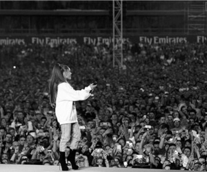manchester, ariana, and grande image