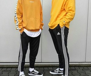 adidas, street style, and vans image
