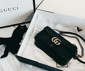gucci, bag, and style image