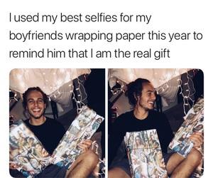 boy, christmas, and funny image