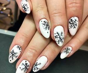 nails and girls image
