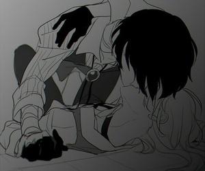 bungou stray dogs, anime, and chuuya image