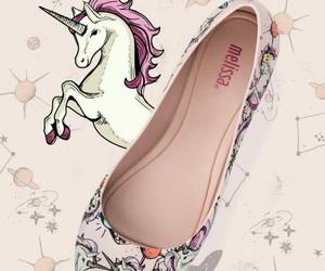 pink, unicorn, and @melissaoficial image