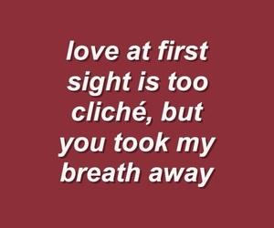 love, quotes, and cliche image