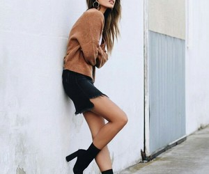 boots, hairstyles, and clothes image