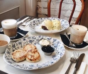 breakfast, caffeine, and morning image