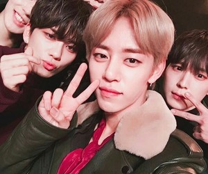 youngjae, daehyun, and himchan image