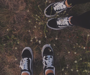 aesthetic, goals, and vans image