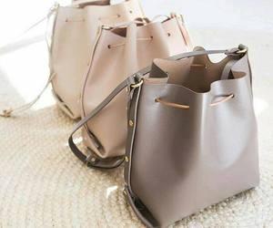 bag, girl, and fashion image