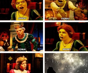 Harry Styles, one direction, and shrek image