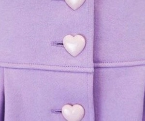 purple, cute, and aesthetic image