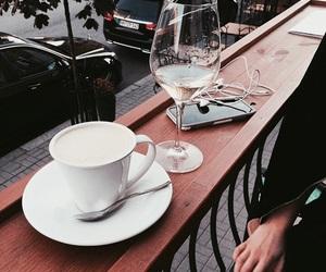 coffee and wine image