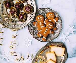 aesthetic, christmas, and Cookies image