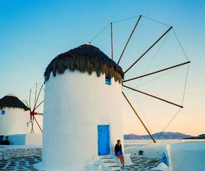 Greece, lovely, and sky image