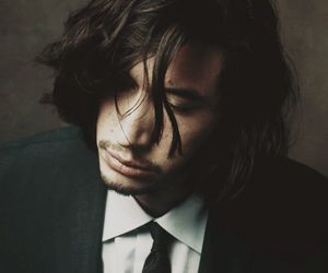 adam driver, handsome, and Hot image