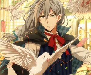 anime boy, idolish7, and re:vale image