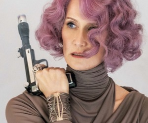 star wars, the last jedi, and amilyn holdo image