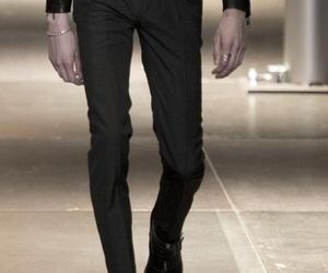black, fashion, and male image