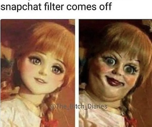 filter, funny, and haha image