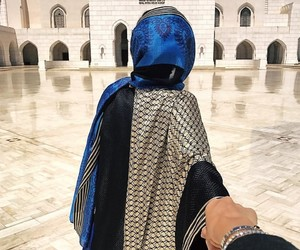 couple, goal, and muslim image