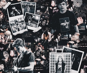 superimpose, magcon, and hayesgrier image
