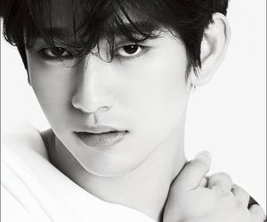 actor, jinyoung, and got7 image