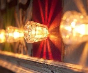 cabaret, lights, and orange image
