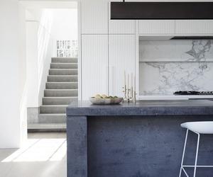 concrete, interior design, and minimal image