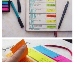 diy, meal, and planner image